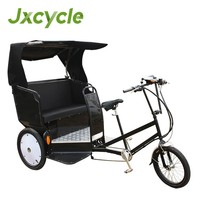 electric motor rickshaw passenger tricycle