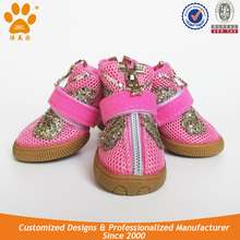 JML New Design Breathable Mesh Dog Shoes for Little Pet Durable Pawz Dog Boots