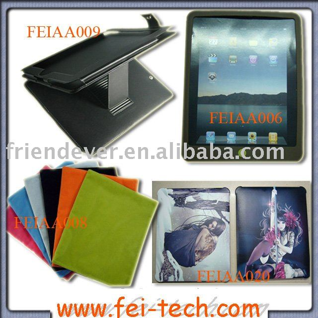 For ipad case for ipad leather case