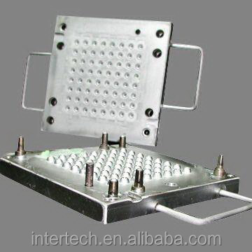 Silicone molded parts mold factory