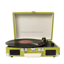 Home Theatre Modern Gramophone Bluetooth USB Turntable Record Players
