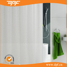 five star hotel led shower curtain for sale