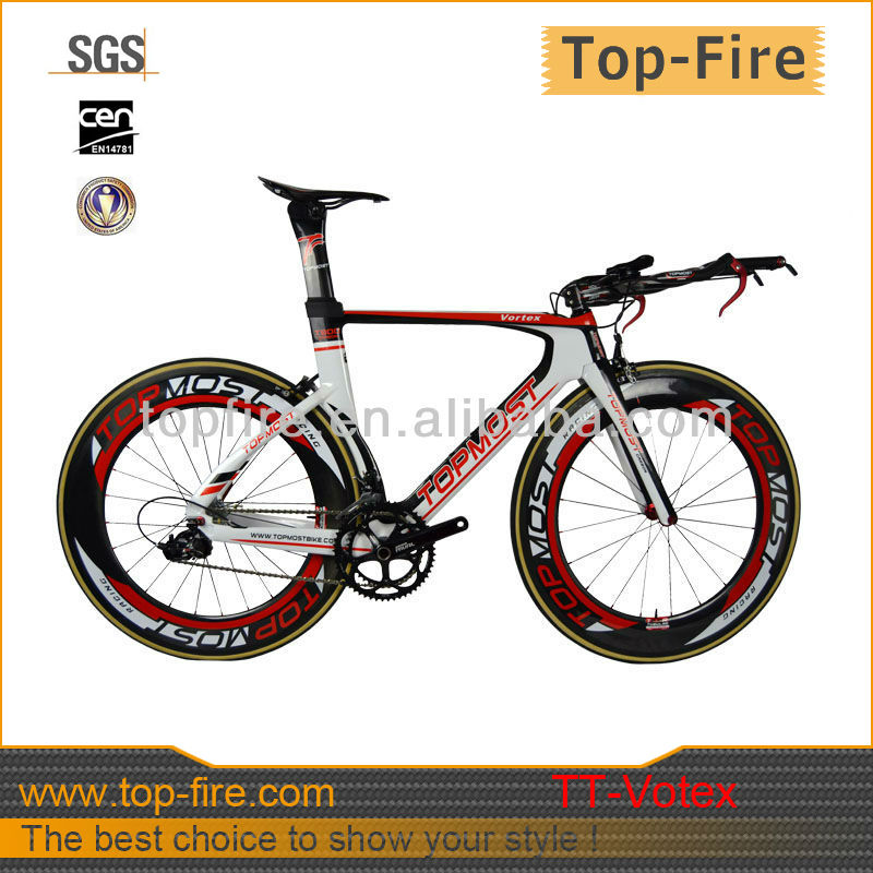 2014 hot selling complete carbon specialized Time Trial bike (FM-R845)