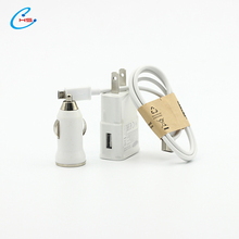 2017 high quality single usb wall car charger for mobile phones