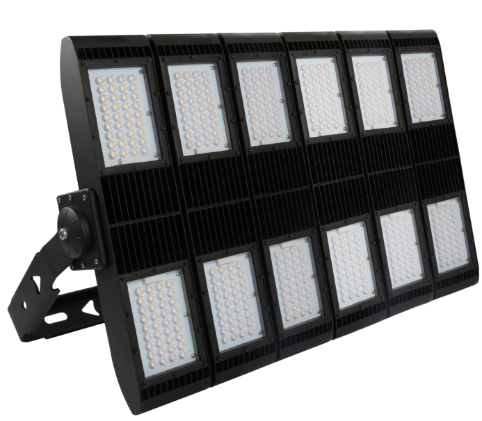 Factory <strong>Manufacture</strong> 2017 High Power 140lm/w <strong>1000</strong> Watt LED Flood Light For Football Pitch Lighting
