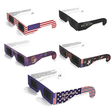 Best Selling Products 2017 in USA New Products Solar Eclipse Glasses/ Plastic Solar Eclipse Glasses Wholesale