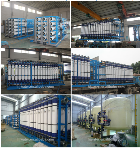 manufacturers ozone generator chemicals Ultrafiltration plant water treatment (HJ-Rona140)