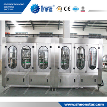 Pet Bottle Washing Filling Machine Pure Water Production Line