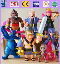 oem movable action figure, high quality 3d custom action figure, China OEM factory plastic figure manufacturer