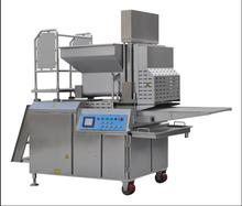 helped machinery hamburger forming polystyrene automatic pizza plate making machine Patty forming machine