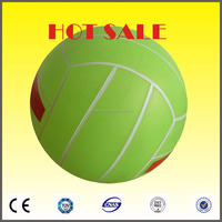 Hot sale pvc inflatable beach ball/ volleyball/ toy ball