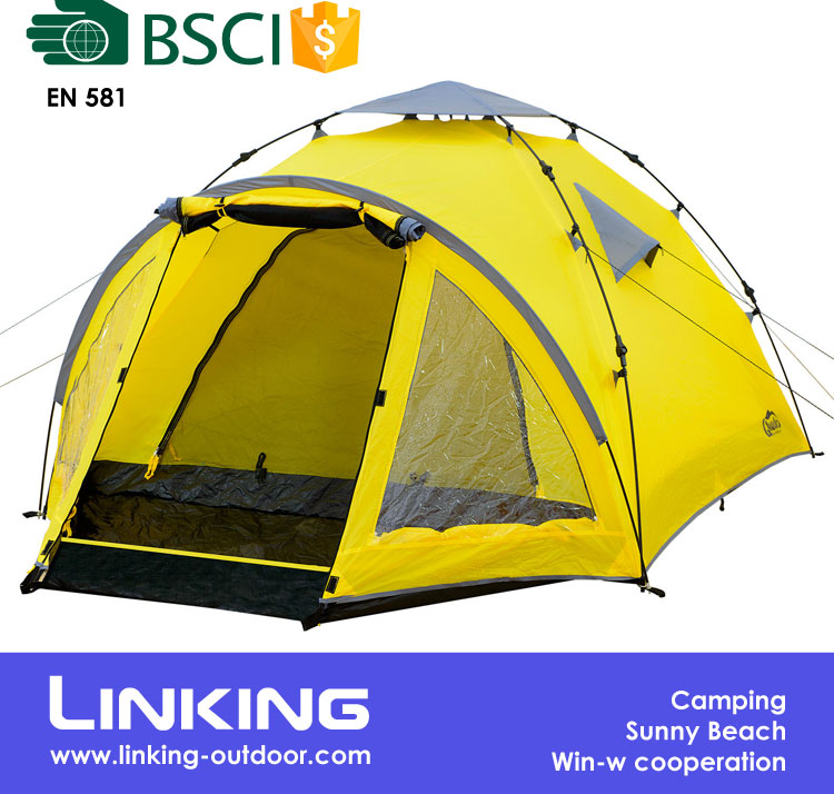 Wholesale Modern Design Contemporary Luxury Family Camping Tent