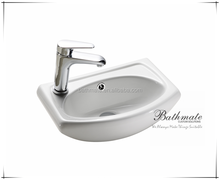 Alibaba Italy new design vessel basin ceramic outdoor washbasin/ceramic basin