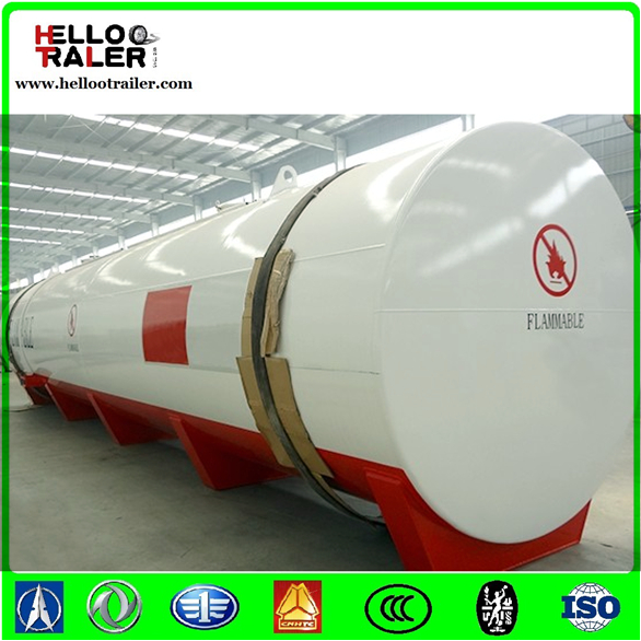 China made 30m3 crude oil storage tank for sale