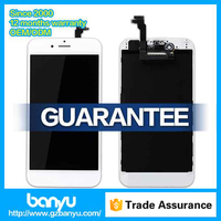 Original wholesale price digitizer assembly 5.5 inch spare parts for iphone 6 plus lcd