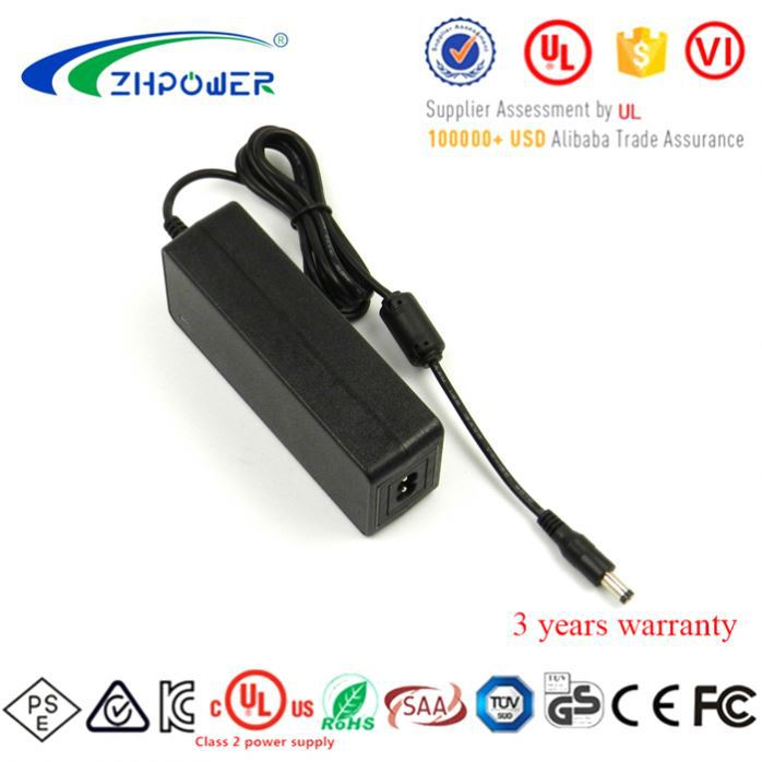 High quality UL1310 Laptop 34V 1A power supply 34Volt 1Amp Adaptor 34W VI LEVEL ZF120A-3401000