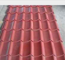 cheaper and good Metal polycarbonate metal roofing sheet Easy install metal roofing sheet for prefab house High Quality roofing