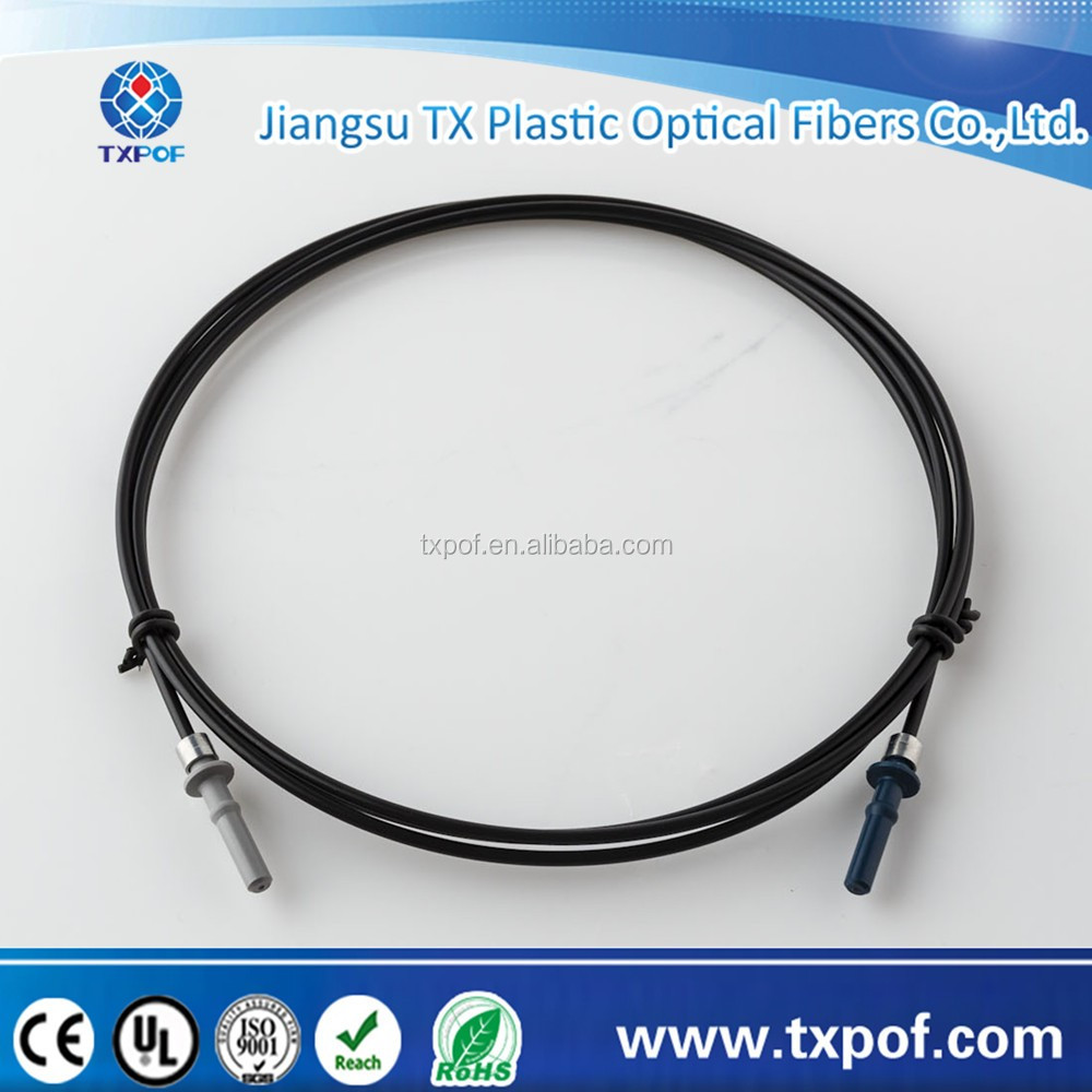Original Agilent Versatile Link HFBR4501Z to HFBR4511Z Plastic Optical Fiber Cable