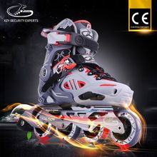ABEC-7 Bearing PU Wheels 76mm Wheel Led light Inline Skate With Cheap Price