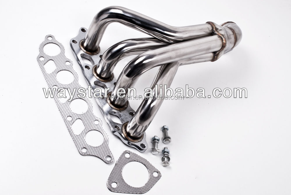 turbo manifold for focus 2.0 ford manifold 304 stainless steel