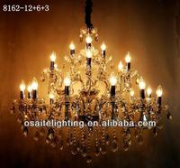European modern egypt crystal chandelier made in China wholesale