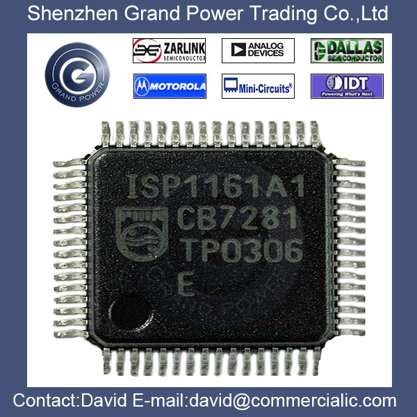 (Hot Offer) ISP1161A1 IC USB HOST/DEVICE CTRLR 64-LQFP