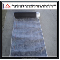 building roofing material Single/Double suface sand asphalt roofing felt YAP 500 roofing felt