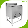 Gas Double Tanks Two Baskets Free Standing Fried Chicken Fryer Machine/KFC Deep Fryer/Potato Chip Fryer BN-75