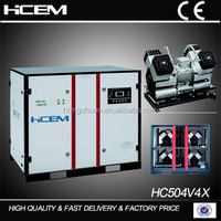 220V-240V/50HZ, 8.5KW air compressor ,2016 hot sale best quality laboratory HC504V4X dental clinic cabinet with mirror