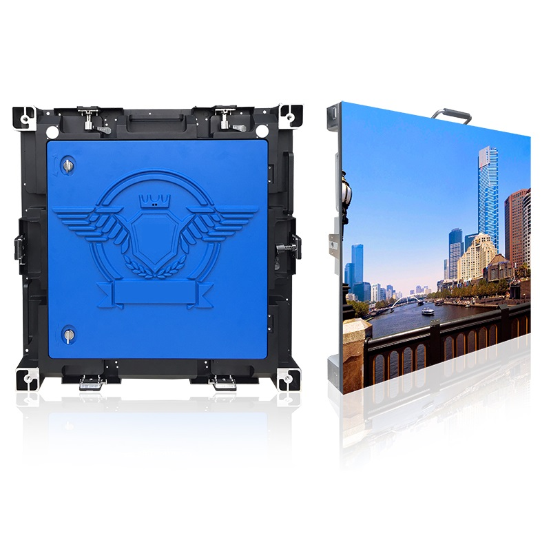 1R1G1B tube chip full color led marketing advertising outdoor rental p6 led display module for <strong>video</strong>