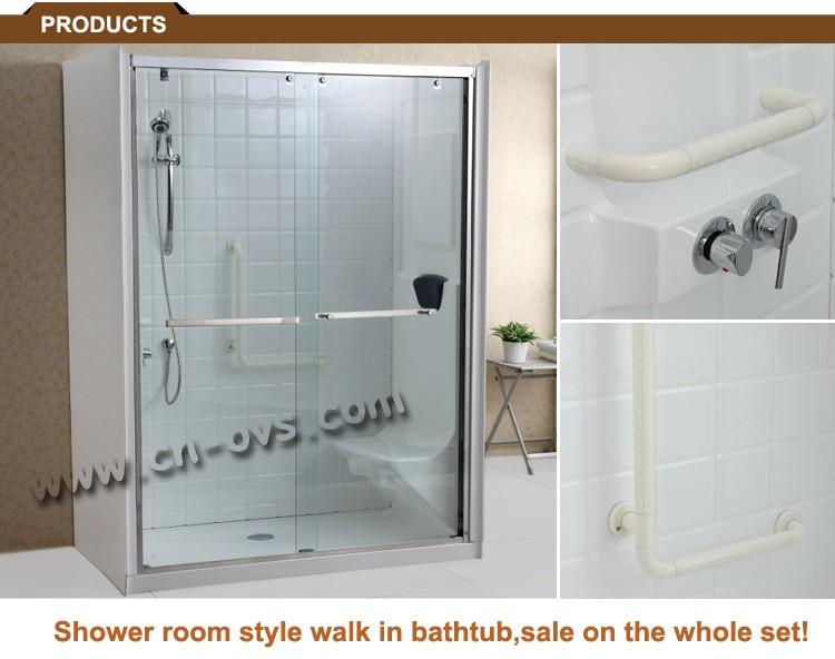 Douchecabine prefab ontwerp inspiratie voor uw badkamer meubels thuis - Integrale badkamer ...