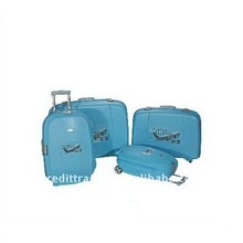 Luggage Bags and Cases set for travelling