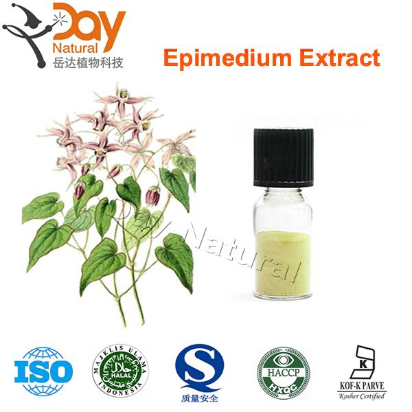 High Content Shorthorned Epimedium Herb In Stock to cure deficiency of the kidney