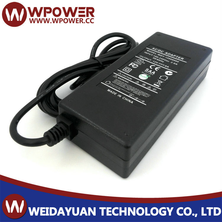12V8A 96W AC To DC Switching Mode Power Supply Adapter