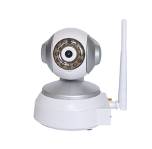 11Pcs IR LED 720p Network P2P CCTV Wireless Wifi IP Camera