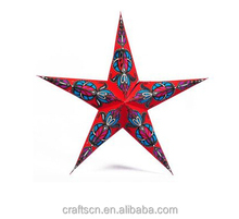 decoration lucky star paper