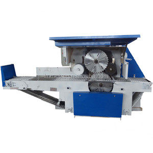 Wood Saw Wood Multiple Blade Sawmill Swing Blade Saw machine