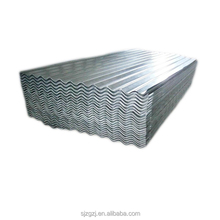galvanized roofing sheet metal roof corrugated shape roof