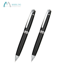 Marbling MT063 Premium Twist Metal Ball Pen & Mechanical Pencil Set