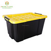 Multi purpose high quality professional made plastic storage crate with custom size
