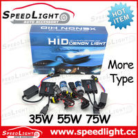 Top Selling and High Quality AC 12V 24V 35W 55W 75W Xenon Kit H7 HID
