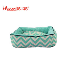 Low moq cheap soft cool dog beds for small dogs