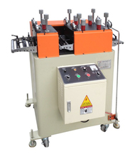 high speed metal rim straightening machinery