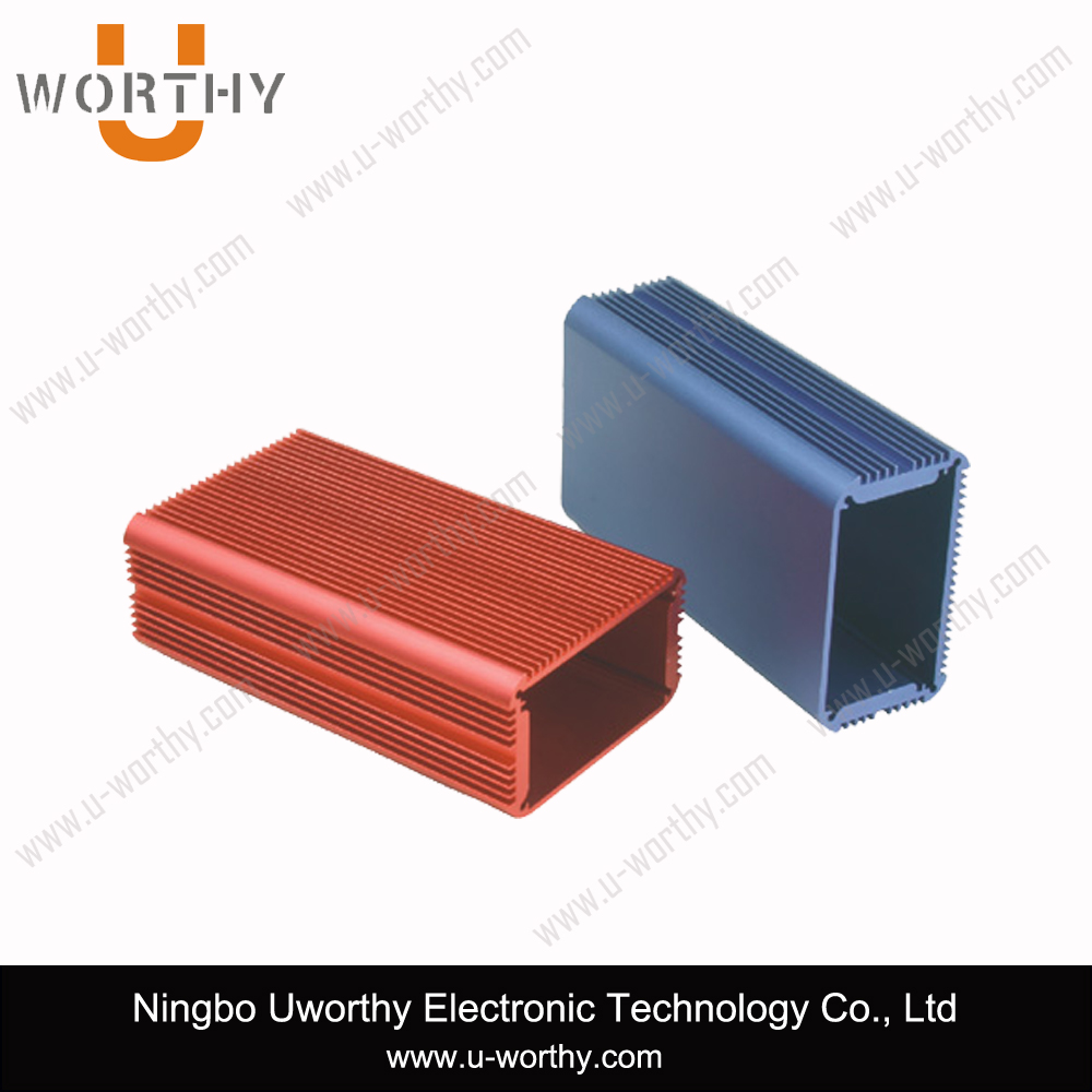 Aluminum Extrusion Enclosure for Electronic /Aluminum Profile