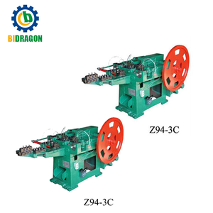 Z-94 Automatic Bearing Type Nail Making Machine