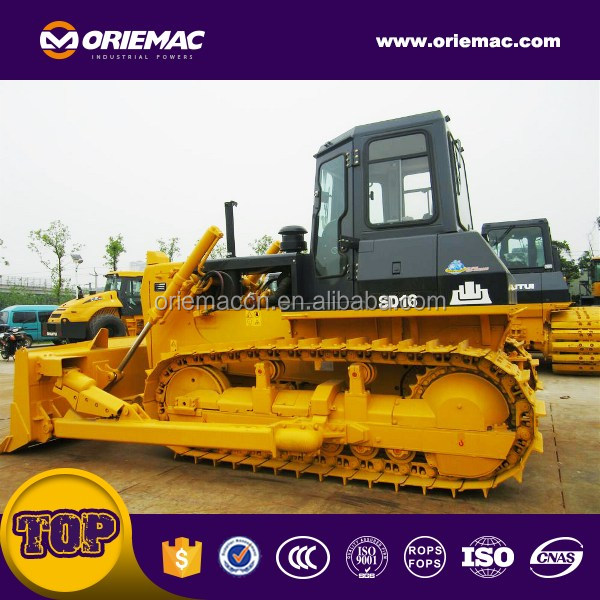 SHANTUI SD16 bulldozer with 4.5m3 blade