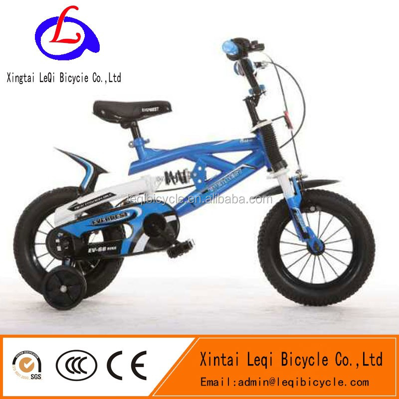 2017 best-selling children's bicycle/new kids cycle for sale/best baby bike