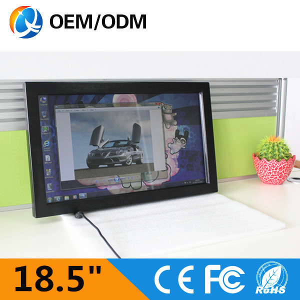 "quality products 18.5 ""mini pc IR touch desktop computer"