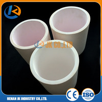 Alumina/ Zirconia/Different types alumina ceramic crucible