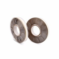 Double sided high adhesive PET steel wire trim tape